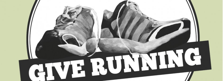 Give Running Logo